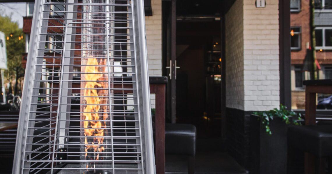 Terrassevarmer test 2020 – De 5 bedste terrassevarmere!
