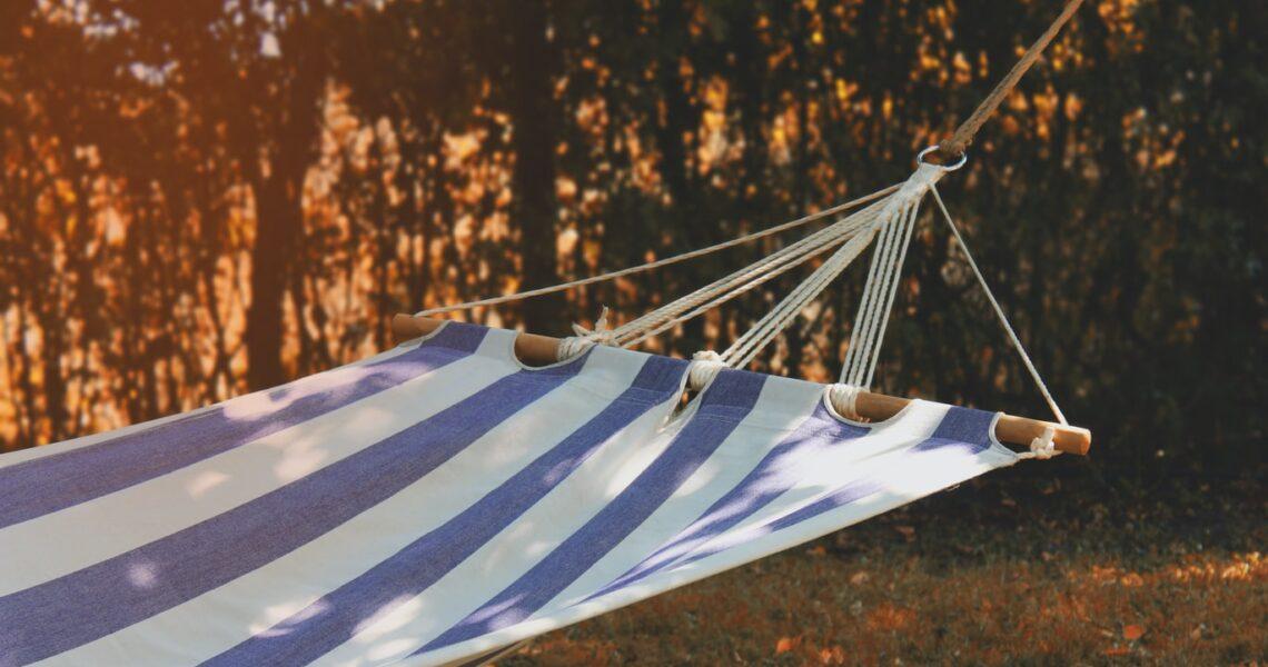 Hængekøje test – Find de bedste til sommeren [Guide]